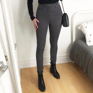 Aritzia Ribcage High Waisted Talula Skinny Pants
